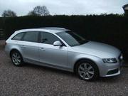 2008 audi 58 REG Audi A4 Avant 2.0TDI ( 143PS )