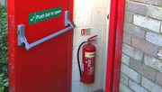 We Provide Sturdy,  Reinforced Fire Doors in Luton