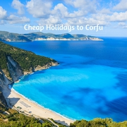 Cheap Holidays to Corfu–