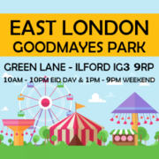 Eid Festival In London