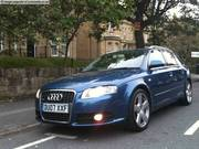 Audi A4,  2007 (07),  Manual Diesel,